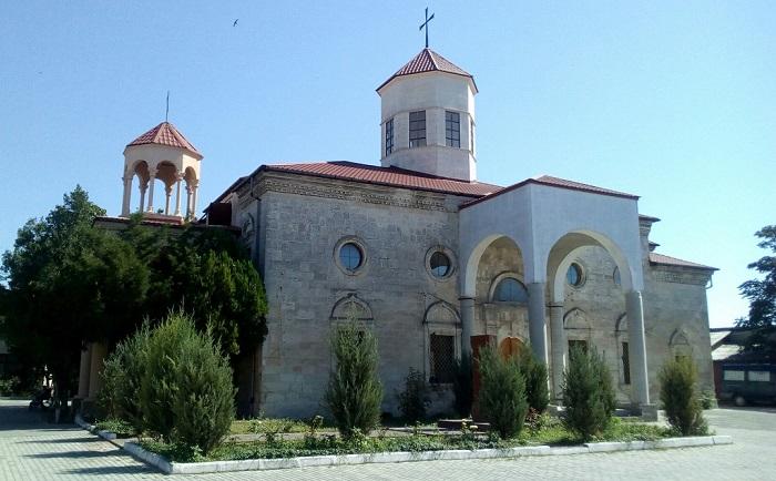 Армянская церковь в Евпатории 1
