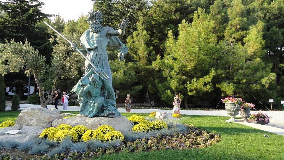 Парк Айвазовского