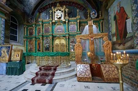 Старинный Свято-Троицкий храм