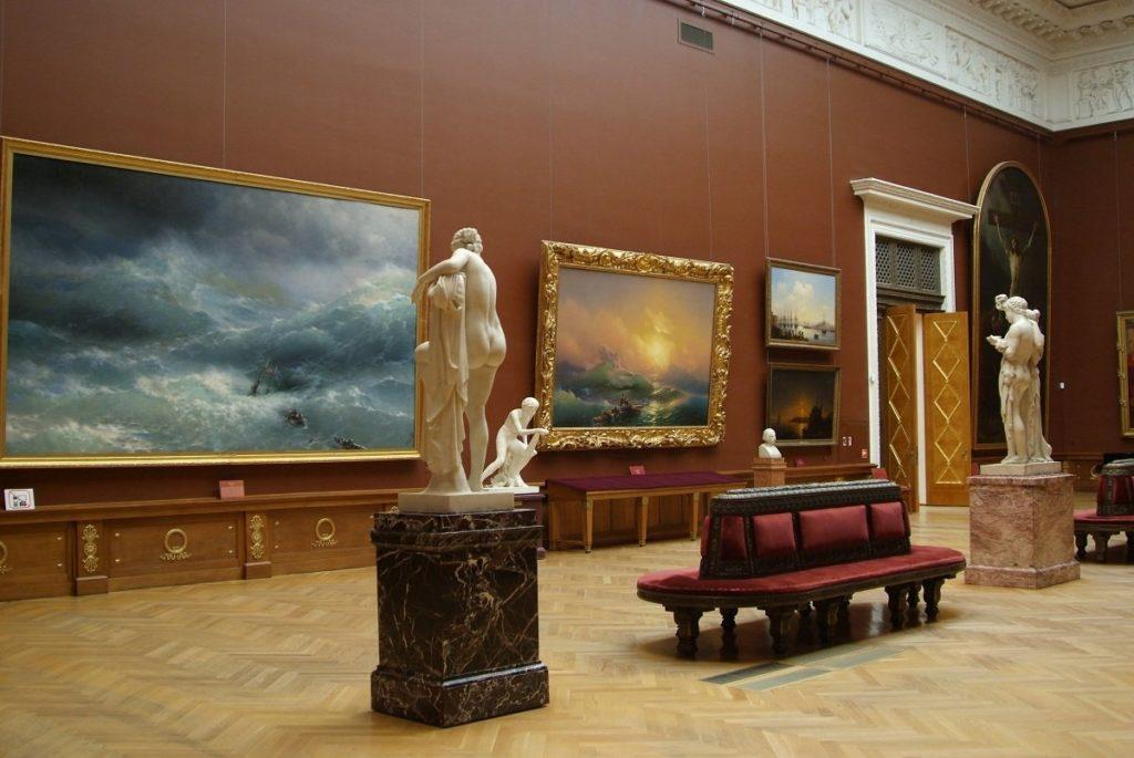 Галерея Айвазовского