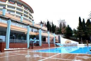 Medical Spa-курорт Море пансионат VIP, Алушта