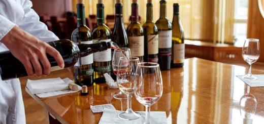 Крымские вина Инкерман дегустация